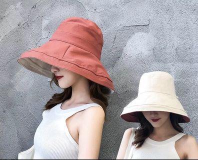 946e7444eecd8 Free 🚚  (Pre-order) Yellow Fashion Sun hat