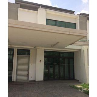 FUEGO @ BANDAR BUKIT RAJA 2-STOREY HOUSE FOR RENT