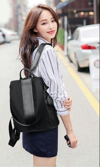 ♥雙肩韓版牛津大容量防水包♥