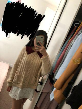 DUCHESS Cute Japanese Sweater
