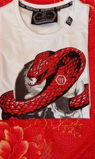 philipp plein水鑽蛇