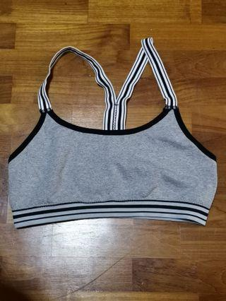 Sports Bra (Grey Only) Size M