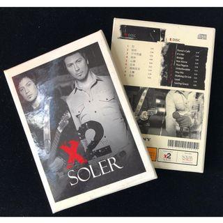 SOLER X2 雙語專輯CD 英文 廣東 2007年【不議價】