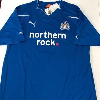 英格蘭🏴紐卡素2010-11 藍色作客#4 NOLAN 原裝絨字 L size BNWT