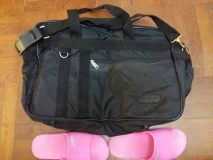 Piere Cardin Paris 實用袋 手提包 旅行袋