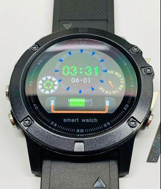 clearance sale!Outdoor Sport IP68 Smart Watch/Military watch