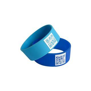 QR Code / Barcode Wristbands Printing Malaysia