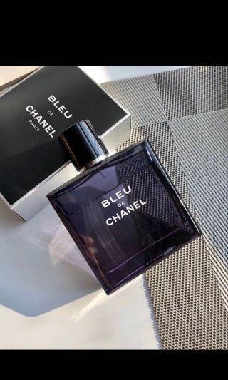 Chanel men 男士 /女士香水 100ml