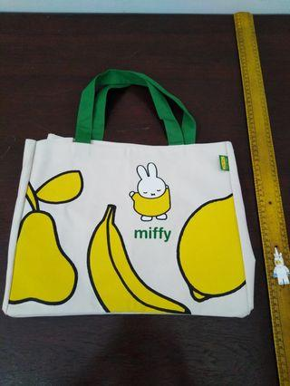Miffy and Friends Tote Bag