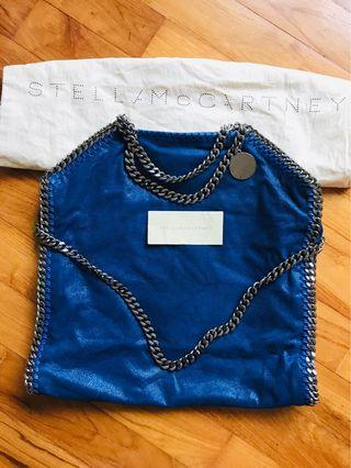🚚 Stella McCartney Falabella Shaggy Deer Fold Over Small Tote
