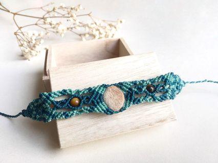 寵物毛編織手繩