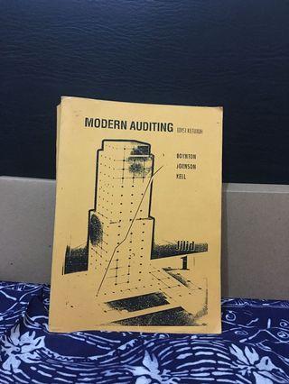 Modern Auditing- Boynton Edisi 7 Jilid 1