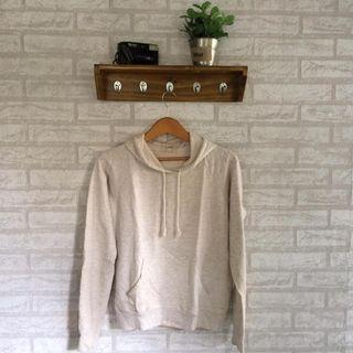 Forever 21 Hoodie / Sweater White