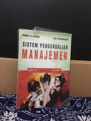 Sistem Pengendalia Manajameen - Govindarajan
