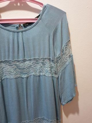 Semi Casual Lace Top
