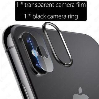 Iphone xr camera protector