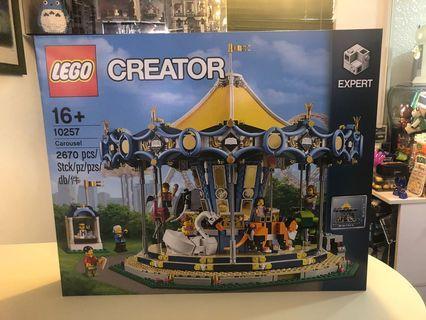Lego 10257 Carousel 只限九龍灣港鐵站交收