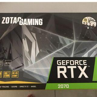 Zotac Gaming RTX 2070 Mini Graphic Card