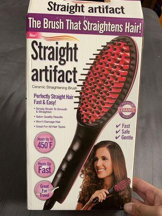 Straighter Hair Brush