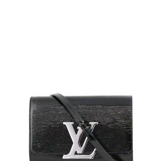 Louis vuitton Louise PM epi black
