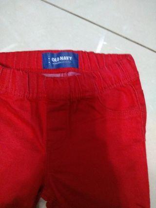 紅色貼身褲
