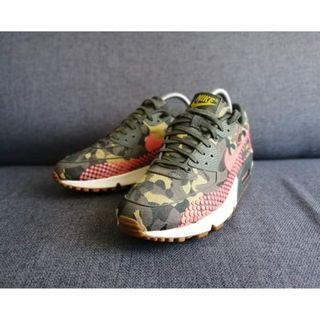 wholesale dealer 54893 37a3c Nike WOMENS AIR MAX 90 JCRD PRM Camo Classic