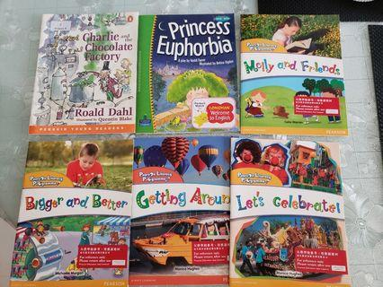 Children's favorite English books