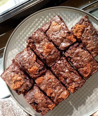 famous amos brownies