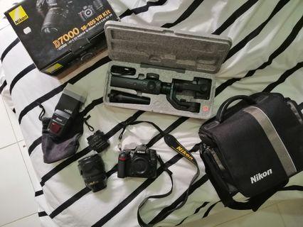 Nikon D7000 + Zhiyun Smooth 4