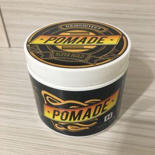 🚚 《二手》Pomade油頭必備髮油