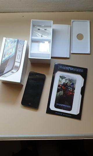 🚚 Iphone 4S 32gb (faulty)