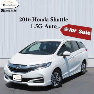 Honda Shuttle 1.5G For Sale