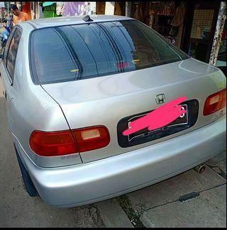 Honda Genio manual