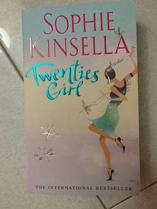 Sophie Kinsella's Twenties Girls Book