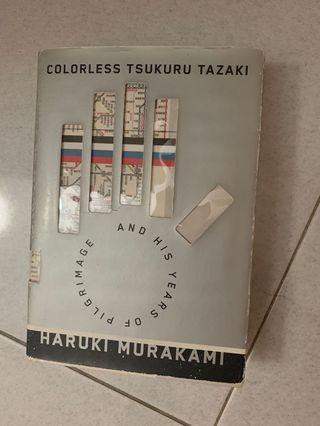 Haruki Murukami Book