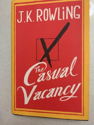J.K.Rowling's The Casual Vacancy
