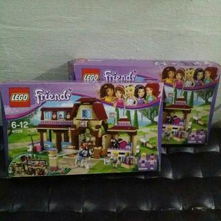 🚚 2x Lego Friends