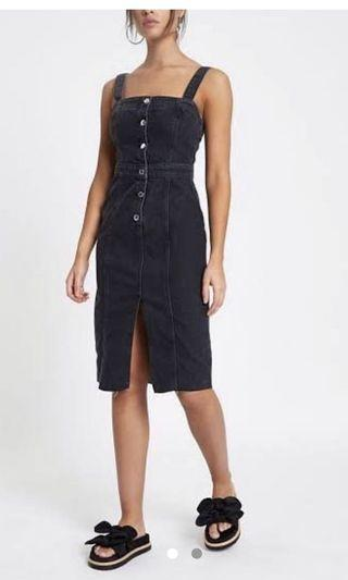 [NEW] Size 10 | Refuge Denim Dress