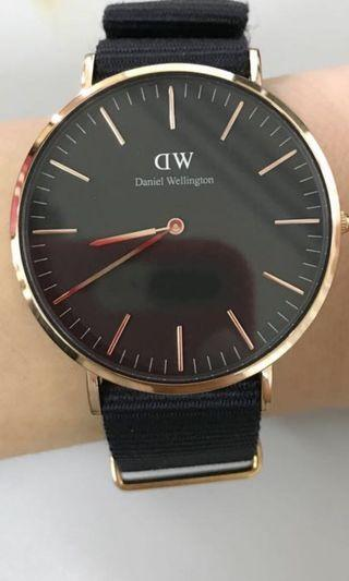 Daniel Wellington DW 手錶 (可換表帶)