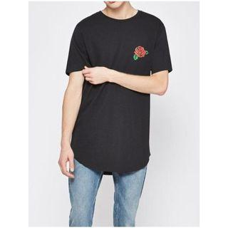 Skater Style Rose Top