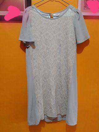 Brokat dress/atasan