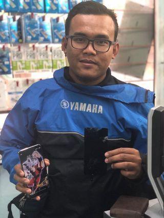 Vivo V7Plus LCD REPLACEMENT