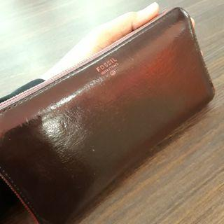 Dompet fossil long wallet