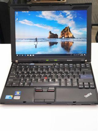 Lenovo ThinkPad X201 (Ultra Light) Laptop (Intel Core i5 M 520 @2.40GHz, 4GB RAM, UPGRADED to 512GB Solid-State Drive, Win 10 pro)