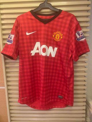 423e71b455c Nike Manchester United (Chicharito nameset)