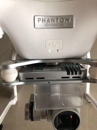 DJI phantom 3 advance
