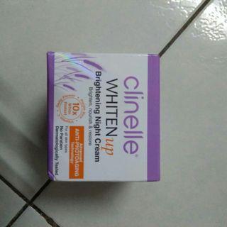 Clinelle Whiten Up (Bright Night Cream)