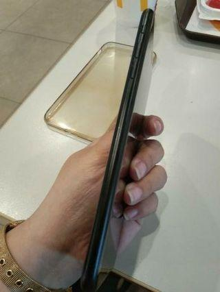 Iphone 7+ black matte
