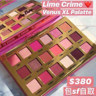 包sf自取 Lime Crime Venus XL Palette