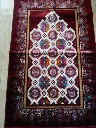 Sajadah Turkey motif variasi